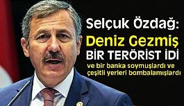 """Ak Parti Milletvekili Özdağ, """"Deniz Gezmiş Bir Teröristti"""""""