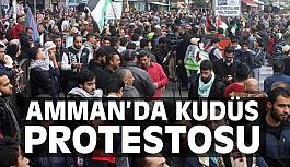 "Amman'da ""Kudüs"" Protestosu"