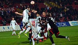 Balıkesirspor Baltok: 1 - Gazişehir Gaziantep: 0 (Maç sonucu)