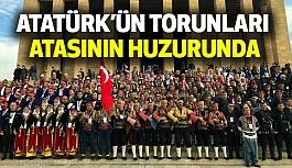 Balkan Türkleri Başkentte Samsun'u Temsil Etti
