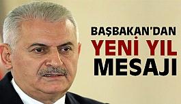 """Başbakan Binali Yıldırım """"YENİ YIL"""" Mesajı Yayımladı"""
