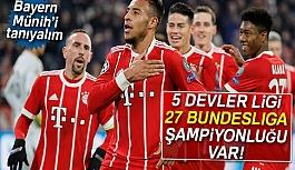 Bayern Münih'i Tanıyalım
