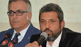 """""""Bordo Bereliler"""" Afrin filmi tanıtıldı"""