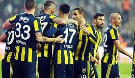 Bursaspor 0-1 Fenerbahçe