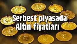 Çeyrek altın 254 lira oldu