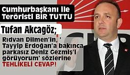 CHP'li Akcagöz'den Rıdvan Dilmen'e Deniz Gezmiş cevabı