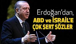 Erdoğan'dan Sert Sözler: ABD Akacak Kana Ortak Oldu