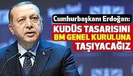 Erdoğan: Kudüs Tasarısını BM'ye Taşıyacağız (BM Nedir)