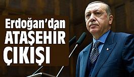 Erdoğan; Türk Milleti Olarak Önce Kendimizi Toplayacağız