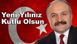Erhan Usta'dan Yeni Yıl Mesajı