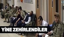 Gaziantep'te 70 Asker Zehirlendi