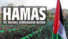 Hamas, Yıl Dönümünü Kutladı