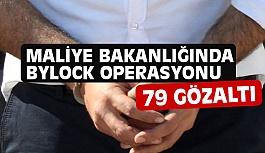 Maliye Bakanlığında ByLock operasyonu