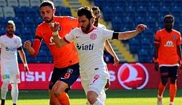 Medipol Başakşehir:  4 - Antalyaspor: 1