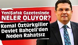 MHP Milletvekili Ersoy; YeniŞafak gazetesinde neler oluyor?