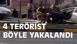 Reyhanlı'da Teröristler Kıskıvrak Yakalandı
