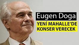 Romanyalı Eugen Doga Yenimahalle'de konser verecek