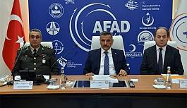 Samsun'da İl Afet ve Acil Durum Koordinasyon Kurulu Toplantısı