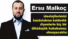 Samsun MHP'den Ersu Malkoç;  Dünsüzler Ünsüzler...