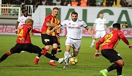 Süper Lig: Göztepe: 1 - Atiker Konyaspor: 0