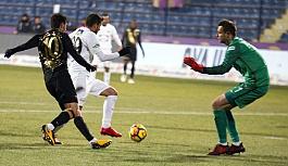 Süper Lig: Osmanlıspor: 3 - Teleset Mobilya Akhisarspor