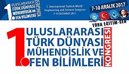 """""""Uluslararası Türk Dünyası Mühendislik ve Fen Bilimleri Kongresi"""""""