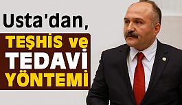Usta, Doğru Yönetim, Doğru Organizasyon Türkiye'nin Meselelerini Çözecektir