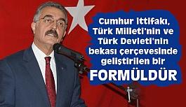 """Büyükataman, """"Afrin, Hafız Esad'ın göz yummasıyla PKK'nın Devletçilik oynadığı ilk yerdir"""""""