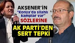 AK Partili Sorgun'dan, Meral Akşener'e Sert Tepki!