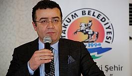 Atakum Belediye Başkanı İshak Taşçı; Yatırım Kenti Atakum