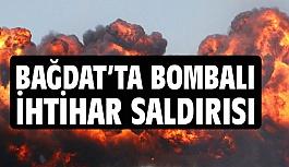 Bağdat'ta Bombalı İntihar Saldırısı