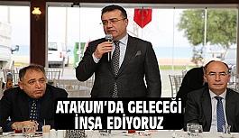 Başkan Taşçı, Atakum'da Geleceği İnşa Ediyoruz