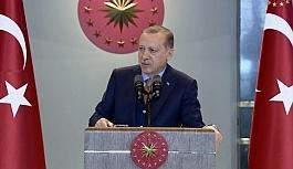 Cumhurbaşkanı Erdoğan'dan  kaymakamlara uyarı!