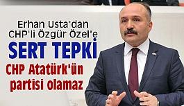 Erhan Usta'dan CHP'li Özgür Özel'e Sert Tepki!