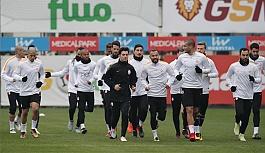 Galatasaray'da Kayserispor Maçı Öncesi...