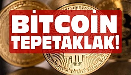 Kripto paralar ve Bitcoin tepetaklak!