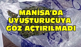 Manisa'da Zehir Tacirlerine Şok Baskın!