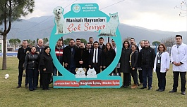 MHP İl Başkanlığı'ndan Can Dostlara Ziyaret