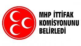 MHP İttifak Komisyonu Belli Oldu