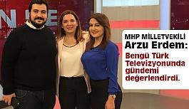 MHP'li Arzu Erdem; Yerli ve Milli Mutabakat