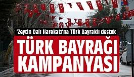 MHP'li Başkandan, Zeytin Dalı Harekatı'na...
