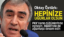 """MHP'li Öztürk, """"CHP'ye, HDP'ye, İP'e ve Diğer Yedeklere Sesleniyorum"""""""