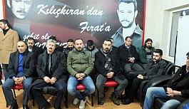 Nevşehir Ülkü Ocakları Afrin'deki Mehmetçikler İçin Kur'an Okuttu
