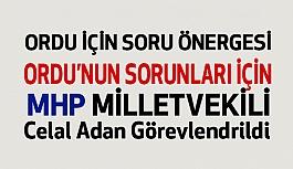 Ordu'nun Sorunlarını MHP Masaya Yatırdı