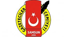 Samsun'da Gazetecilere Saldırı