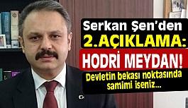 Samsun Türk Ocağı'ndan, Dr. Murat Erkan'a hodri meydan!