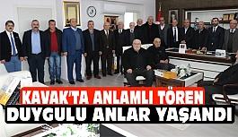 Sarıcaoğlu, Eski Başkanlardan Sonra Meclis Üyelerini de Onurlandırdı