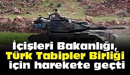 Türk Tabipler Birliği'ne Dava Açıldı