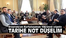 Vali Seyfettin Azizoğlu, 100'üncü Yılda Tarihe Not Düşelim