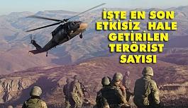 Afrin'de En Son Kaç Terörist Öldürüldü (12 Şubat 2018)